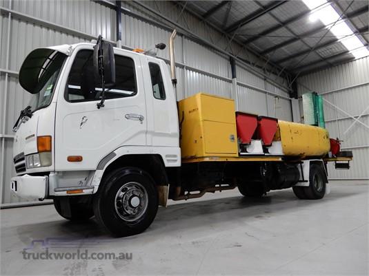 2004 Mitsubishi Fuso FIGHTER FK617 - Trucks for Sale