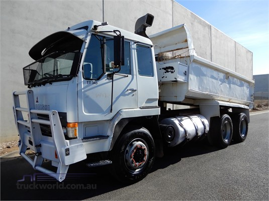 1997 Mitsubishi Fuso FV417 - Trucks for Sale