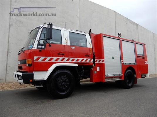 1992 Isuzu FTR - Trucks for Sale