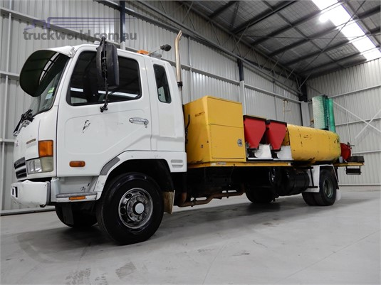 2004 Mitsubishi Fuso FK600 - Trucks for Sale