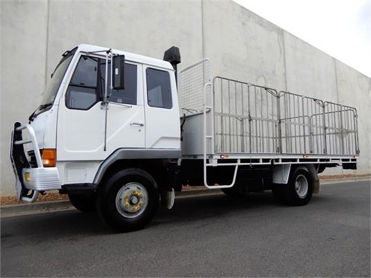 1987 Mitsubishi Fuso FK415 - Trucks for Sale