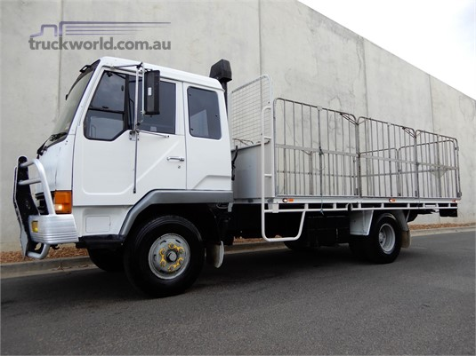 1987 Mitsubishi Fuso FK415 - Trucks for Sale