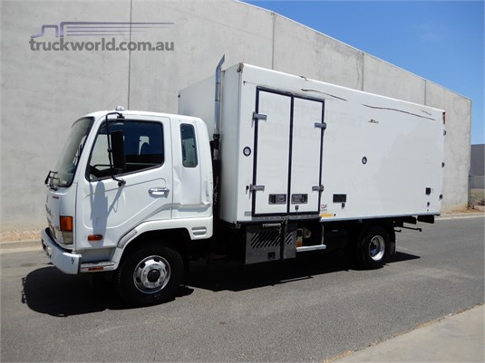 2007 Mitsubishi Fuso FK600 - Trucks for Sale