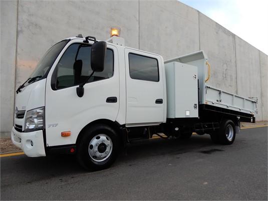 2012 Hino 300 Series 717 - Trucks for Sale
