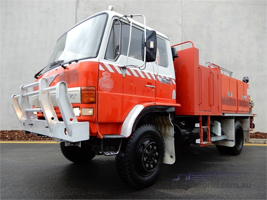 1991 Hino RANGER FT16 - Trucks for Sale