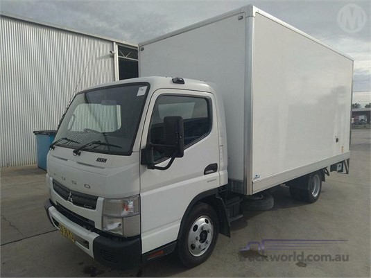 2015 Mitsubishi Fuso CANTER 515 - Trucks for Sale