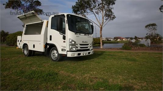 2018 Isuzu NLR 45 150 Trucks for Sale