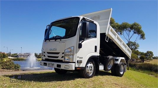 2019 Isuzu NLR 55 150 Tri Tipper Trucks for Sale