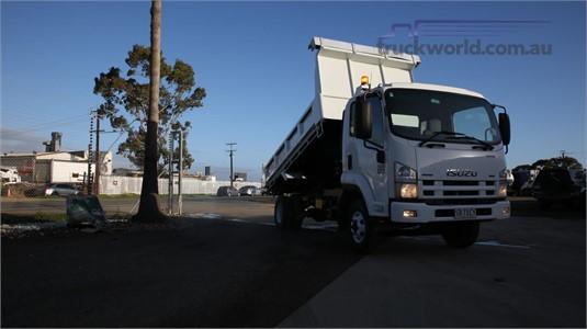 2009 Isuzu FRR 500 - Truckworld.com.au - Trucks for Sale