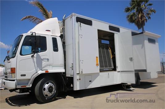 2003 Mitsubishi Fighter Trucks for Sale