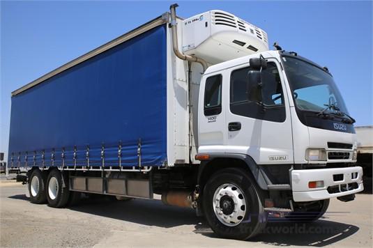 2007 Isuzu FVY 1400 Trucks for Sale