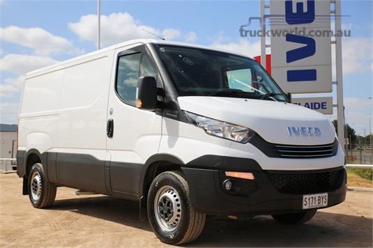 2018 Iveco Daily 35S17A8 9m2 Light Commercial for Sale