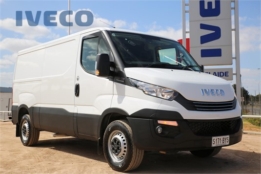 2018 Iveco Daily 35S17A8 9m2 Iveco Trucks Sales - Light Commercial for Sale