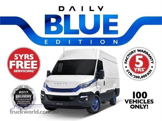 2018 Iveco other - Truckworld.com.au - Light Commercial for Sale