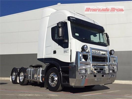 2017 Iveco Stralis ASL560 Emanuele Bros Isuzu & Iveco Trucks - Trucks for Sale