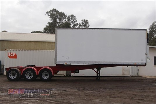 1995 Maxi Cube 12 PALLET REFRIGERATED ROLL BACK A TRAILER Semi Trailer Sales - Trailers for Sale