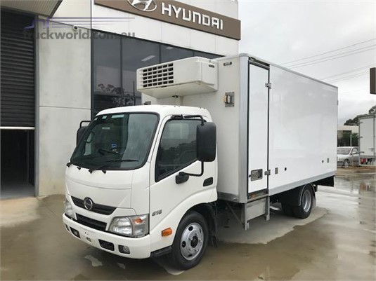 2014 Hino 300 Series 616 Auto Trucks for Sale