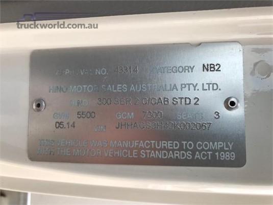 2014 Hino 300 Series 616 Auto Adelaide Quality Trucks - Trucks for Sale