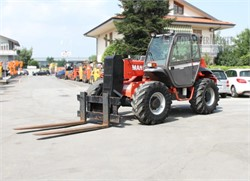MANITOU MVT665T  used