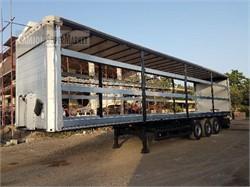 Schmitz|cargobull Centinato Con Buca  Usato