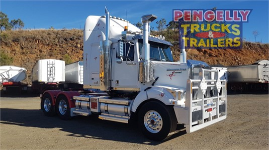 2013 Western Star 4800FX Pengelly Truck & Trailer Sales & Service - Trucks for Sale