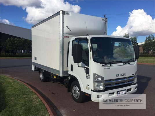 2010 Hino other Daimler Trucks Perth - Trucks for Sale