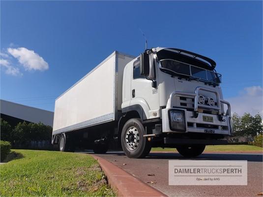 2012 Isuzu FVD 1000 Daimler Trucks Perth - Trucks for Sale