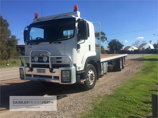 2009 Isuzu other Daimler Trucks Perth - Trucks for Sale