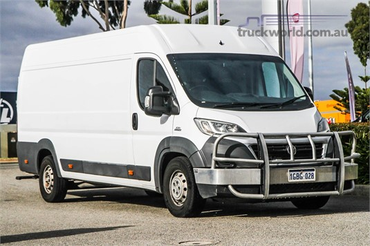 2016 Fiat Ducato WA Hino  - Light Commercial for Sale