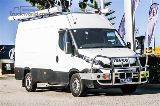 2016 Iveco Daily 35s17 Light Commercial for Sale