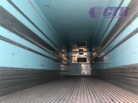 2014 Lucar Refrigerated Trailer CTR Truck Sales - Trailers for Sale