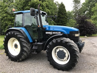 NEW HOLLAND 8560 for sale in Ireland - 2 Listings | Farm and Plant