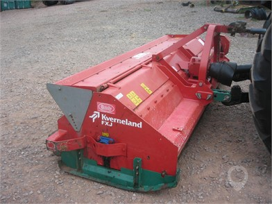 Used KVERNELAND Flail Mowers / Hedge Cutters for sale in the United