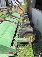 Hay and Forage Equipment - Stalk Choppers/Flail Mo
