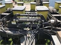 1992 BLACK MACHINE planter 912430