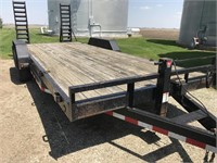 Flatbed Trailers 2005 LOAD TRAIL  912445