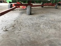 Ag Trailers - Header Trailers  UNVERFERTH HT12 912