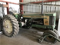 Tractors - Less than 40 HP 1959 JOHN DEERE 520 912