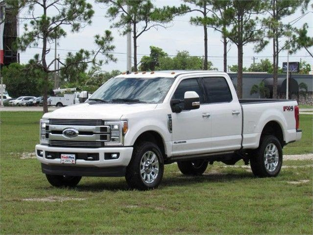 2019 FORD F350 SD For Sale In Homestead, Florida