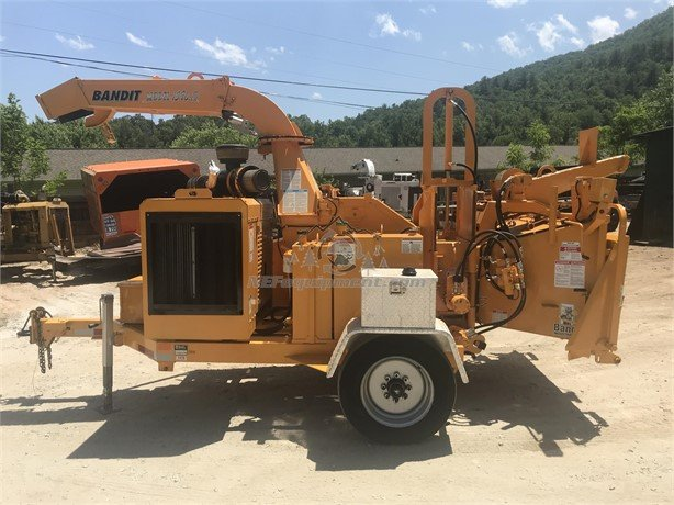 BANDIT 1590XP Wood Chippers Logging Equipment For Sale - 2