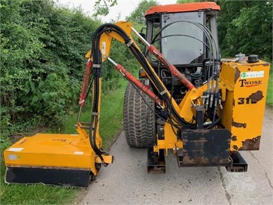 TWOSE Stalk Choppers/Flail Mowers For Sale - 20 Listings