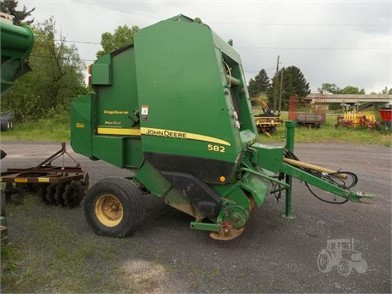 JOHN DEERE 582 For Sale - 22 Listings | TractorHouse com
