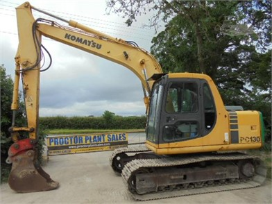 KOMATSU PC130 For Sale - 27 Listings | MachineryTrader co uk - Page