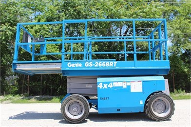 GENIE GS2668 For Sale - 55 Listings | MachineryTrader com - Page 1 of 3