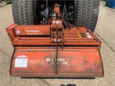 Used HOWARD ROTAVATOR Farm Machinery for sale in Ireland - 6