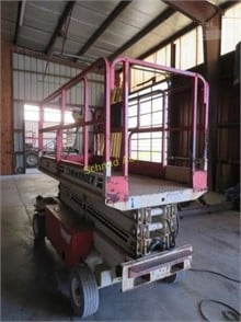 1990 JLG COMMANDER CM2546 Other Items For Sale - 1 Listings