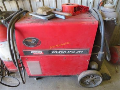 LINCOLN ELECTRIC POWER MIG 255 WELDER Other Items For Sale - 1
