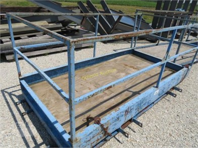 4FT X 8FT WORKING PLATFORM FOR FORKS Other Items For Sale - 3