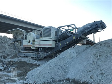 METSO Crusher Aggregate Equipment For Sale - 295 Listings