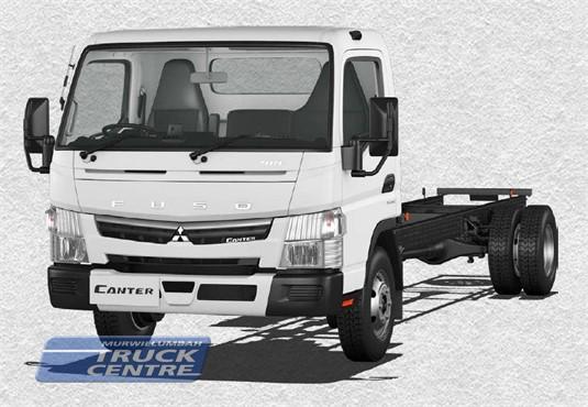 Fuso Canter 4x2 815 Wide Cab LWB 5 Sp. MAN
